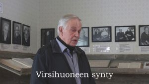 Virsihuoneen synty-video